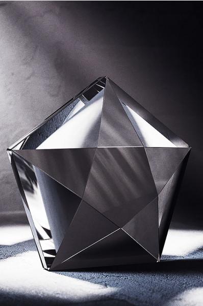 Polyhedron Crystal Cube