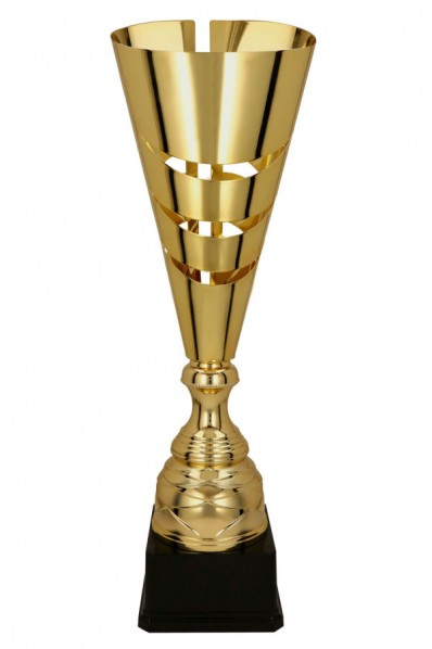Trophy with lid