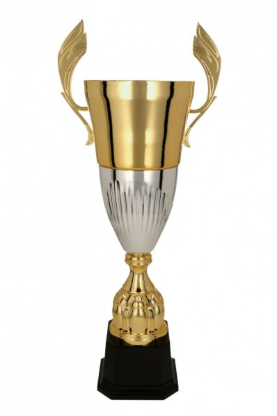 Cup style trophy