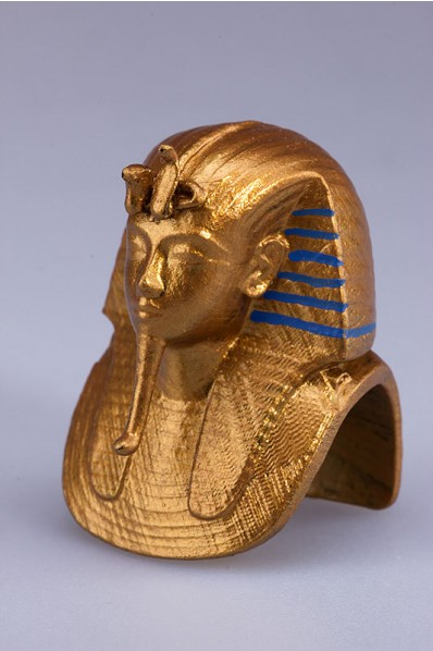 Pharaoh 3D Print Statuette