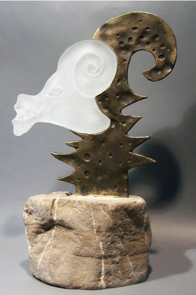 Abstract Artistic Statuette