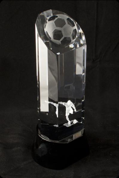 The Soccer Statuette Award