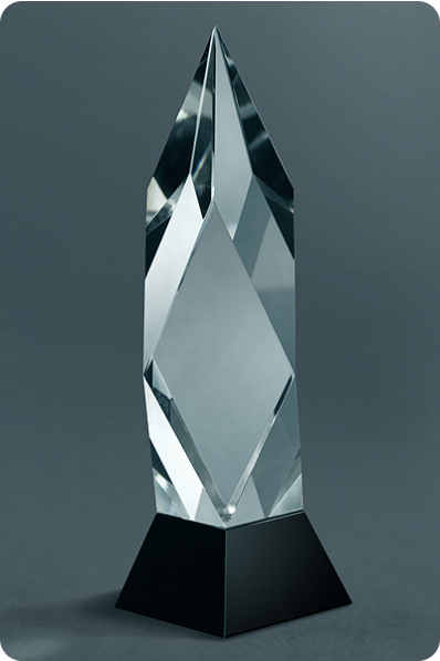 Crystal Spire Statuette