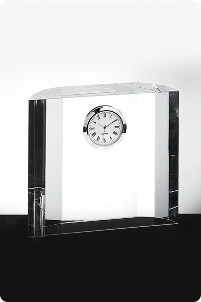 Modern Crystal Clock