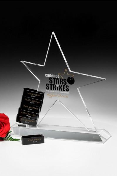 Goal-setter star award