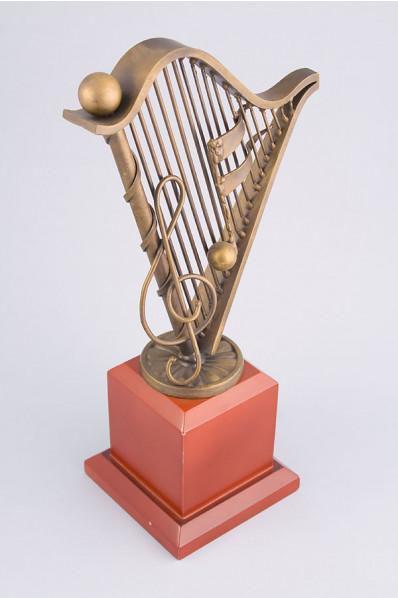 The Harp Statuette