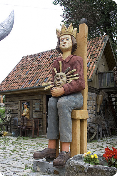Fairy Tale Character II
