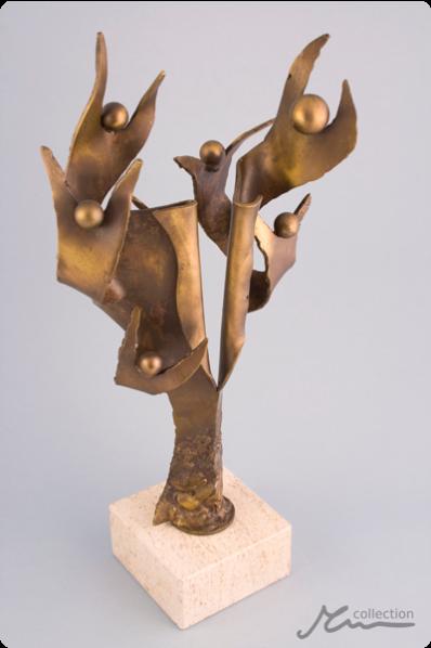 Nature Elements Statuette