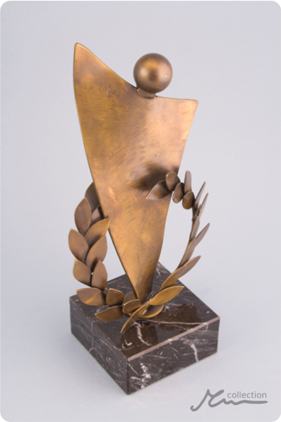 The Laureate Statuette