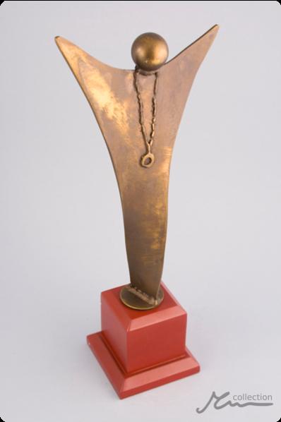 The Champion Statuette