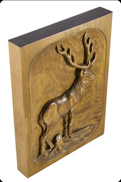 Deer with Antlers