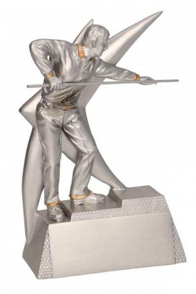 Billiard Rack Triangle Statuette
