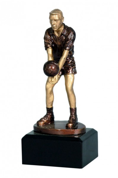 Volleyball Statuette