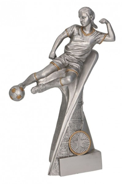 Soccer Player Trophy