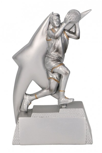 """Jumping Athlete"" Trophy"