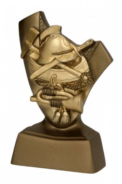 Firefighter Motif Award